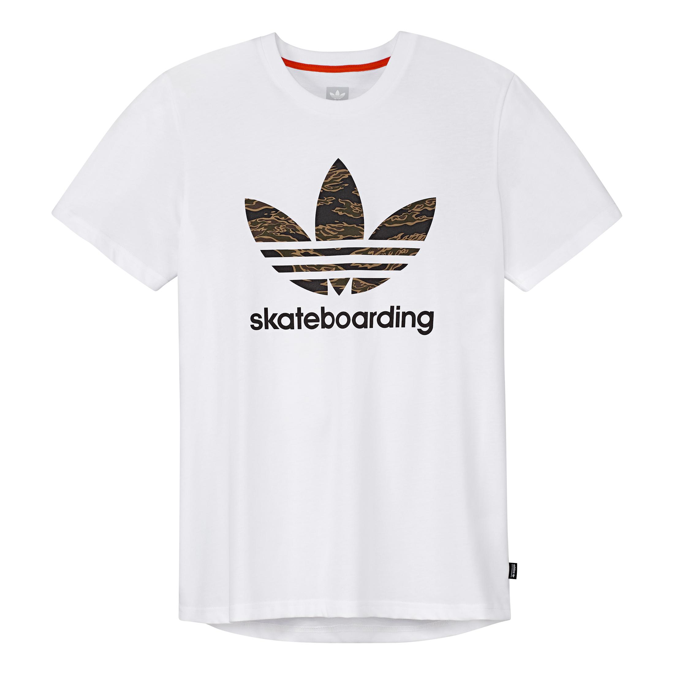 9fb441b724ad4c Adidas Skateboarding Camo BB Tee