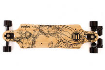 Evolve Skateboards Bamboo GT Series Electric Skateboard 83mm Wheels Thumbnail 3