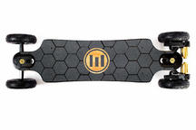 Evolve Skateboards Bamboo GTX Series All Terrain - Black Motors Thumbnail 6