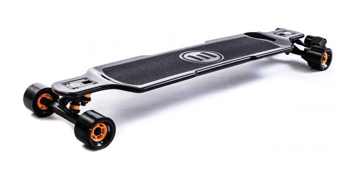 Evolve Skateboards Carbon GT Series 2 in 1 Electric Skateboard