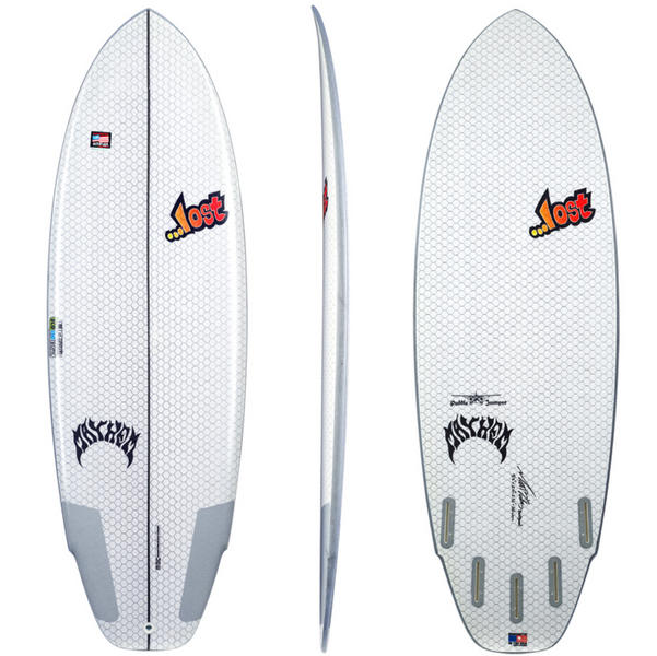 Lib Tech Surfboard Lost Co-Lab Puddle Jumper