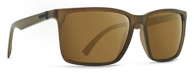 VonZipper Lesmore Sunglasses Bourbon Gloss Copper Chrome