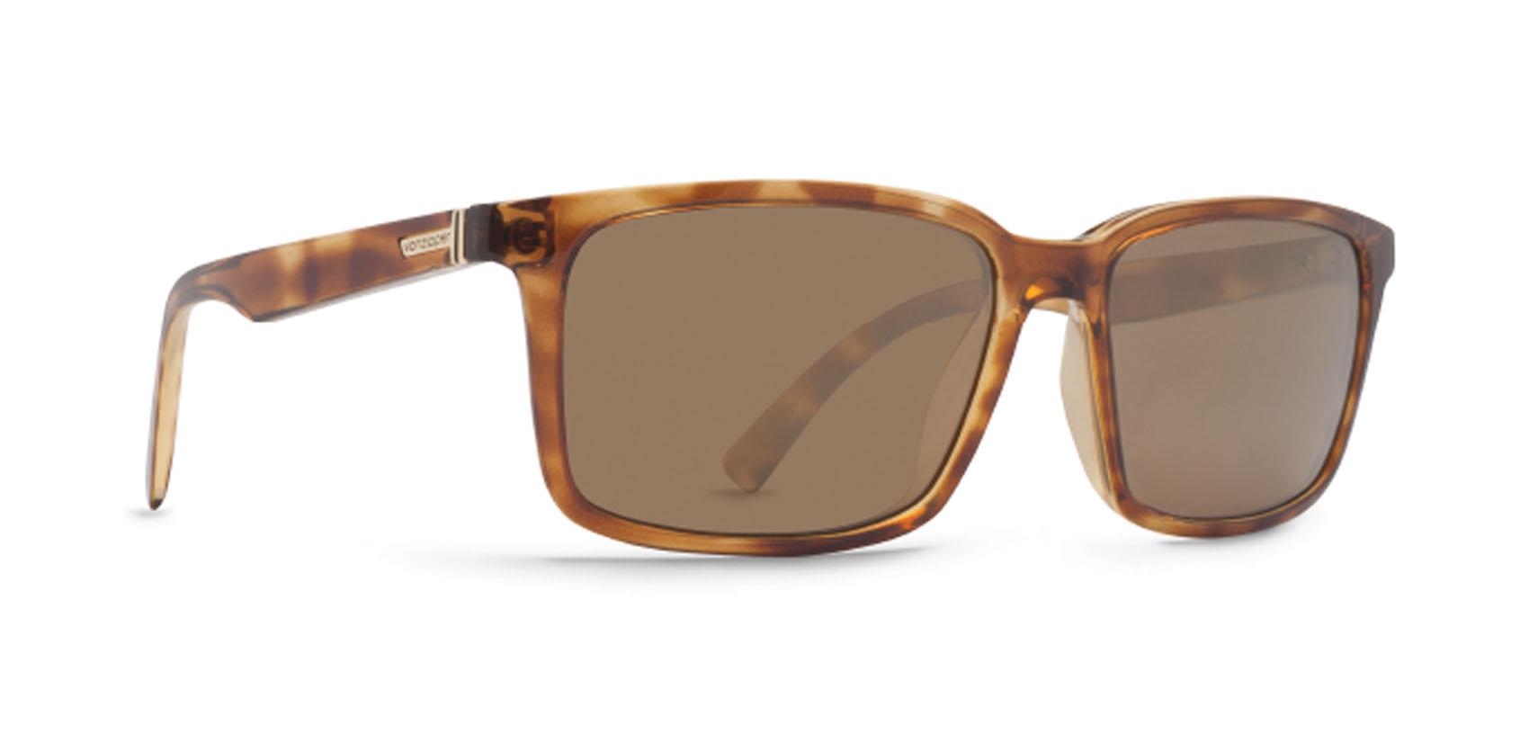 2e730a0e38 VonZipper Pinch Sunglasses Tortoise Gloss Gold Glo