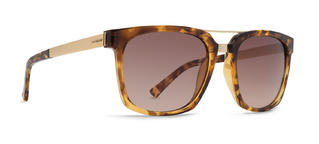 VonZipper Plimton Sunglasses Tortoise Gloss Bronze Gradient