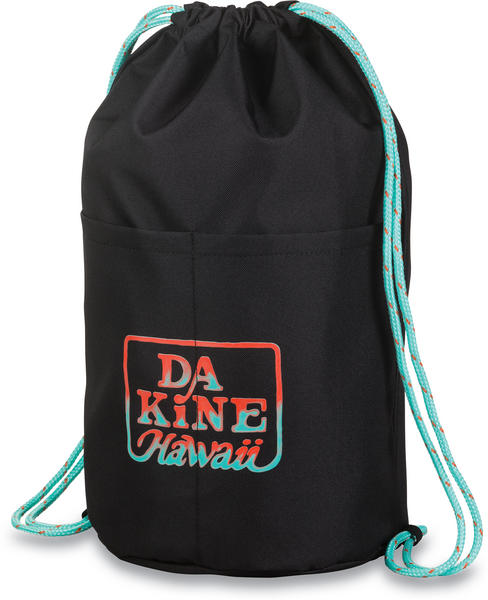 Dakine 17L Cinch Pack - Black Tropical 2018