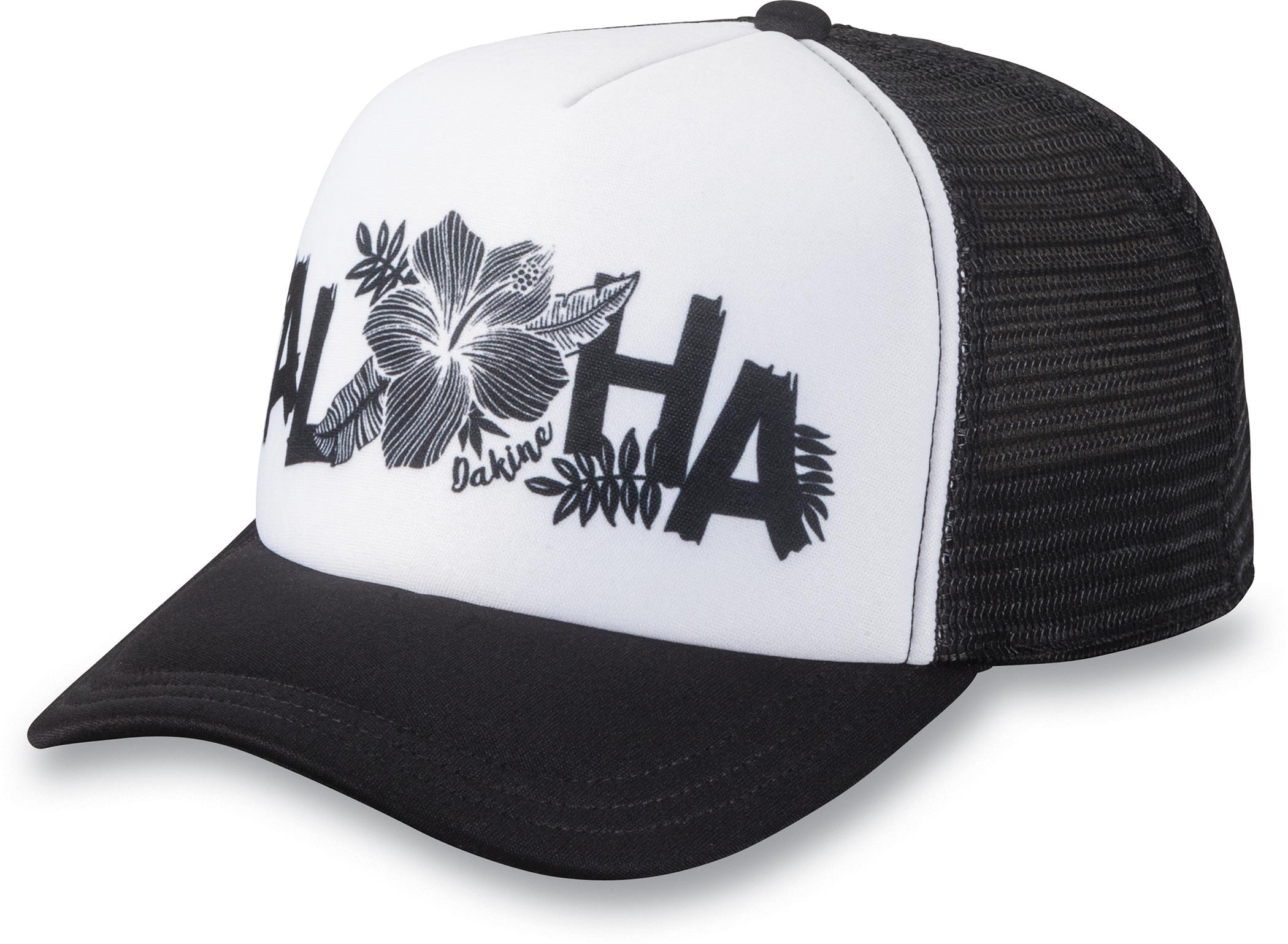 740f1ed16 Dakine Womens Aloha Trucker Black | | Caps & Hats | The Board Basement