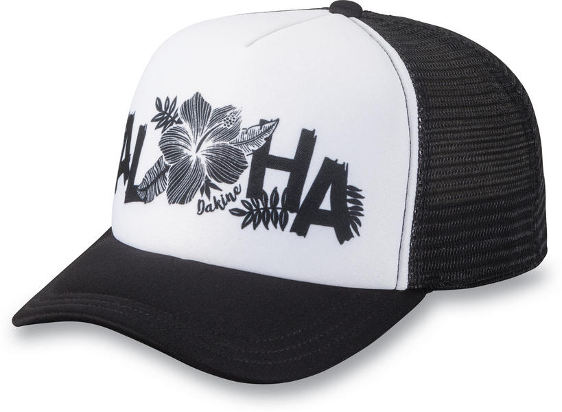 Dakine Womens Aloha Trucker Black