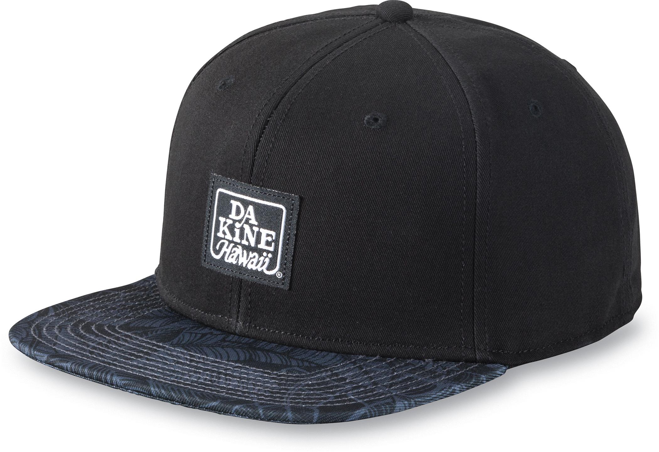 6a41d5085c5f4 /Dakine Mens Ano Hat Black / Stencil Palm     Caps & Hats   The Board  Basement