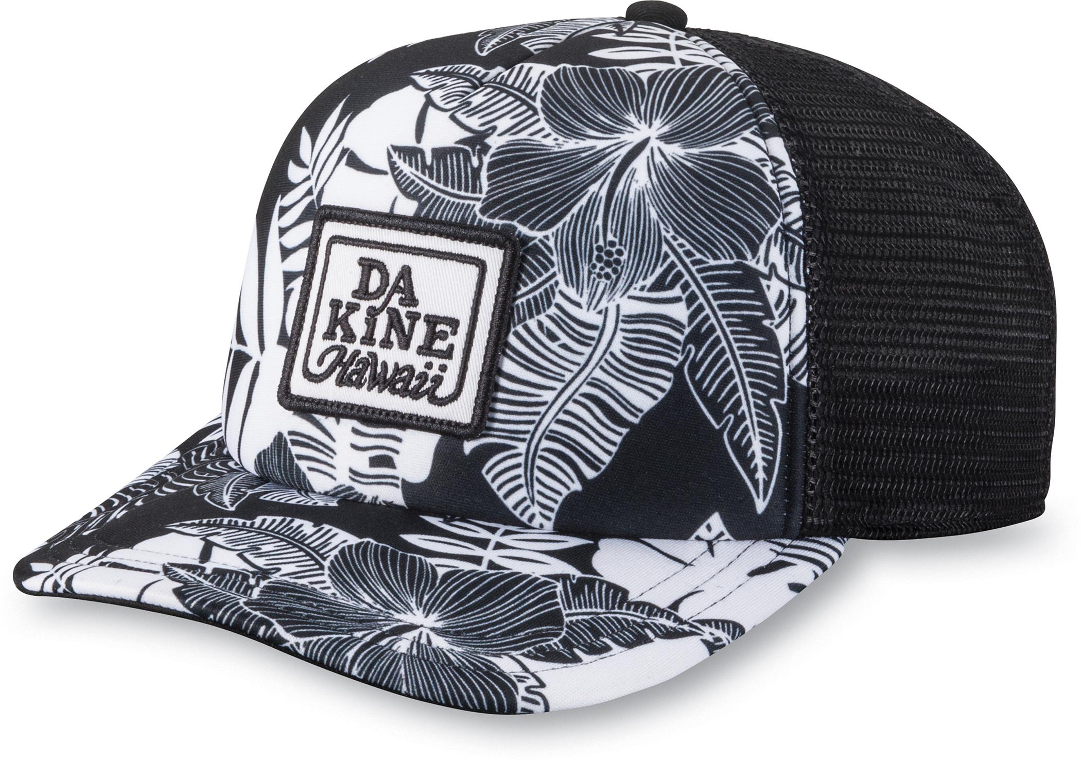 DAKINE Lo  Tide Trucker Hat Cap Snap Back Ladies Womens Summer ... 37c76e8d5