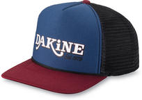 Dakine Mens Throw Back Trucker Midnight / Rosewood