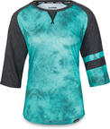 Dakine Xena Bike Jersey - Womens Lagoon Haze Medium
