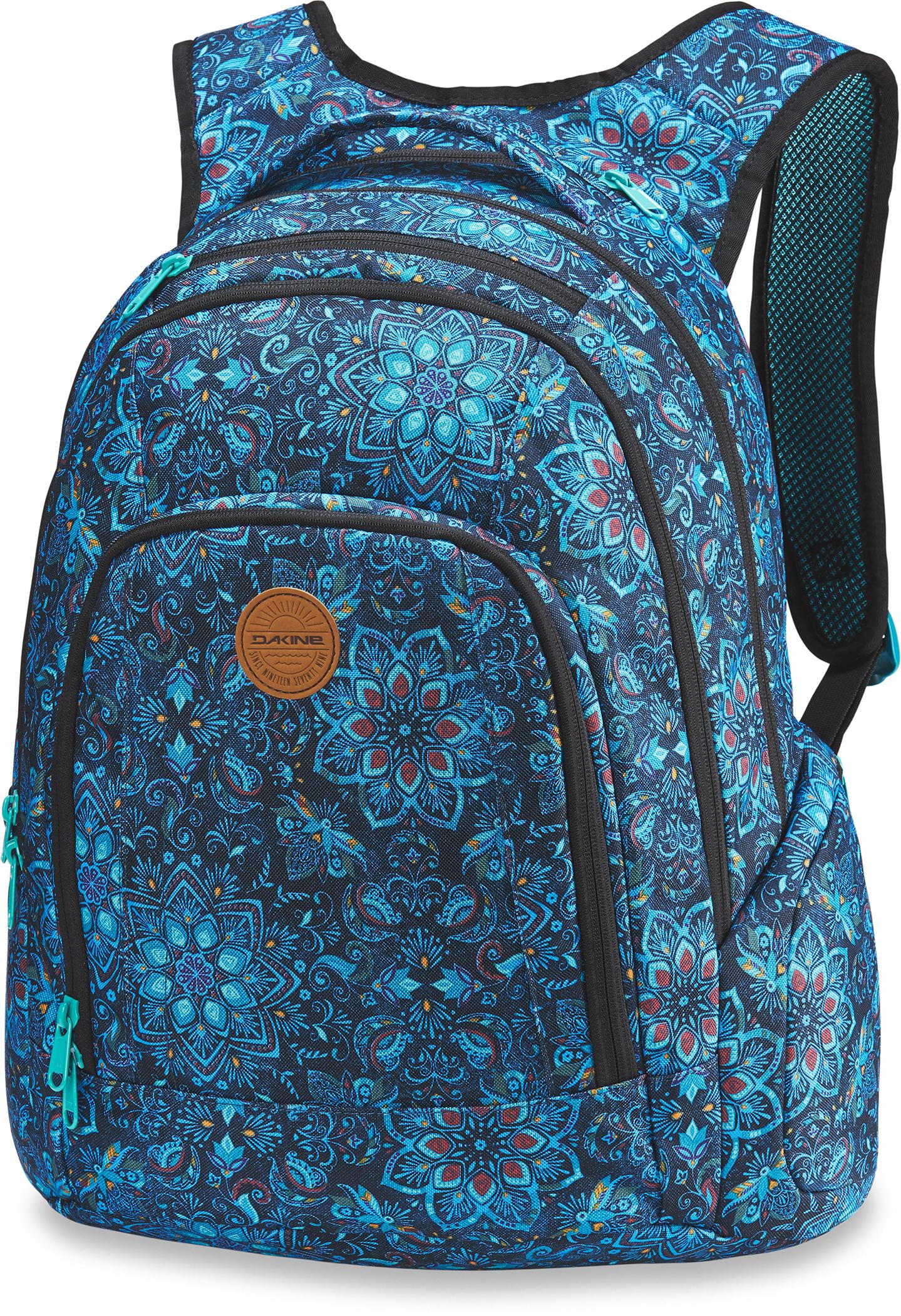 4889f732c373c Dakine Womens Backpack Frankie 26L 2018 Blue Magnolia 610934212358 ...