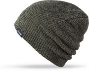 Dakine Tall Boy Heather Beanie Hat - Black Surplus