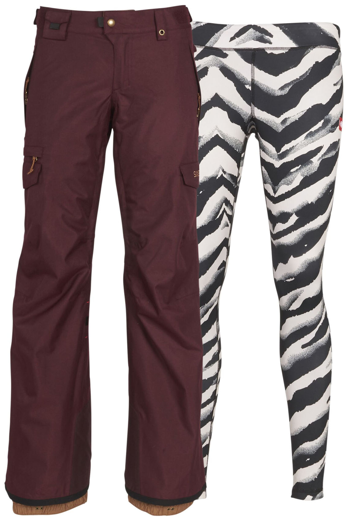 686 Womens Smarty Cargo Snowboard Pants 2019