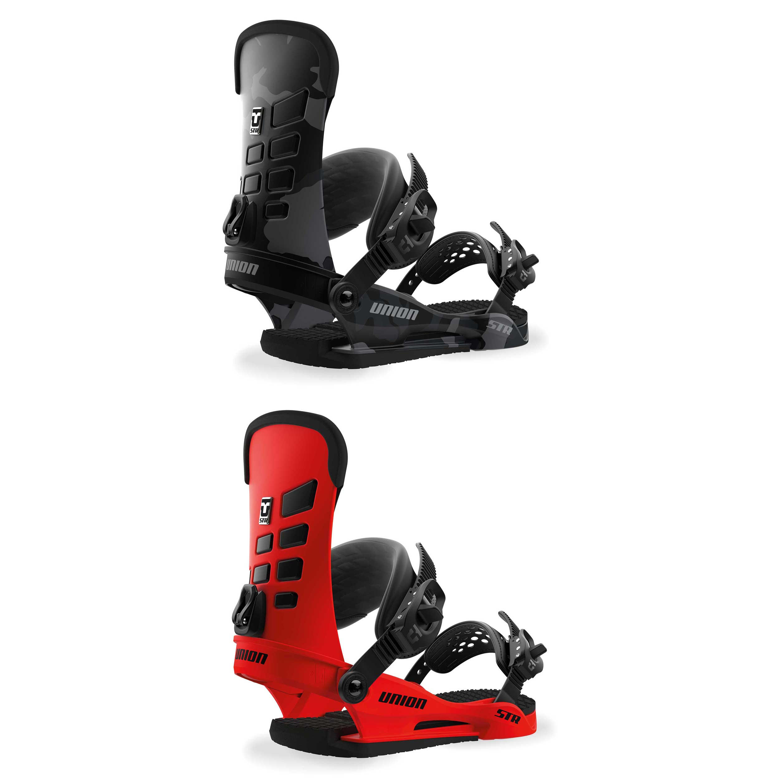 Union STR Snowboard Bindings review