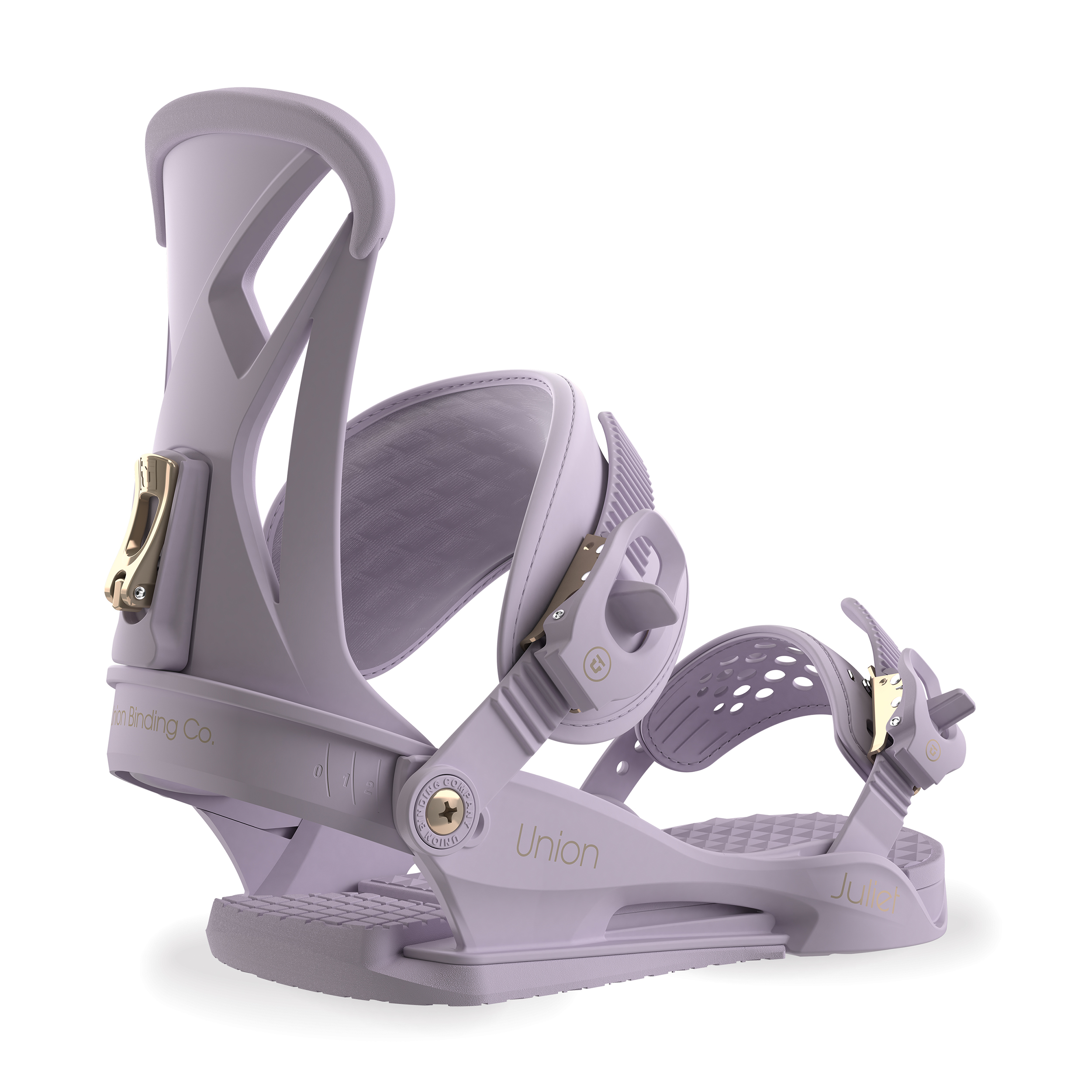 Union Juliet Womens Snowboard Bindings Lavender review