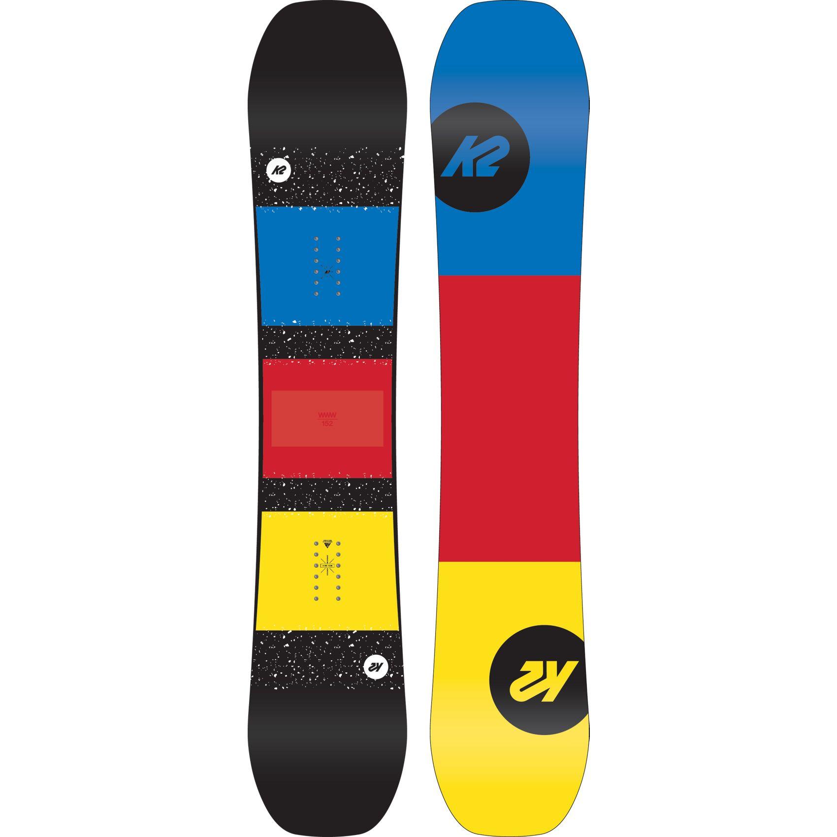 K2 WWW Wide Snowboard 2019 | | Snowboards | The Board Basement