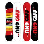 Gnu Riders Choice Asym Wide Snowboard 2019