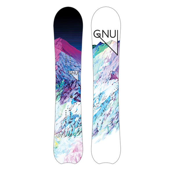 Gnu Womens Chromatic Snowboard 2019