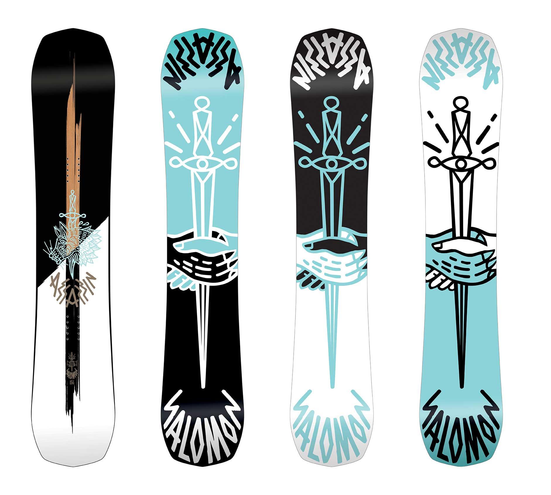 Salomon Assassin Snowboard Wide 158cm review