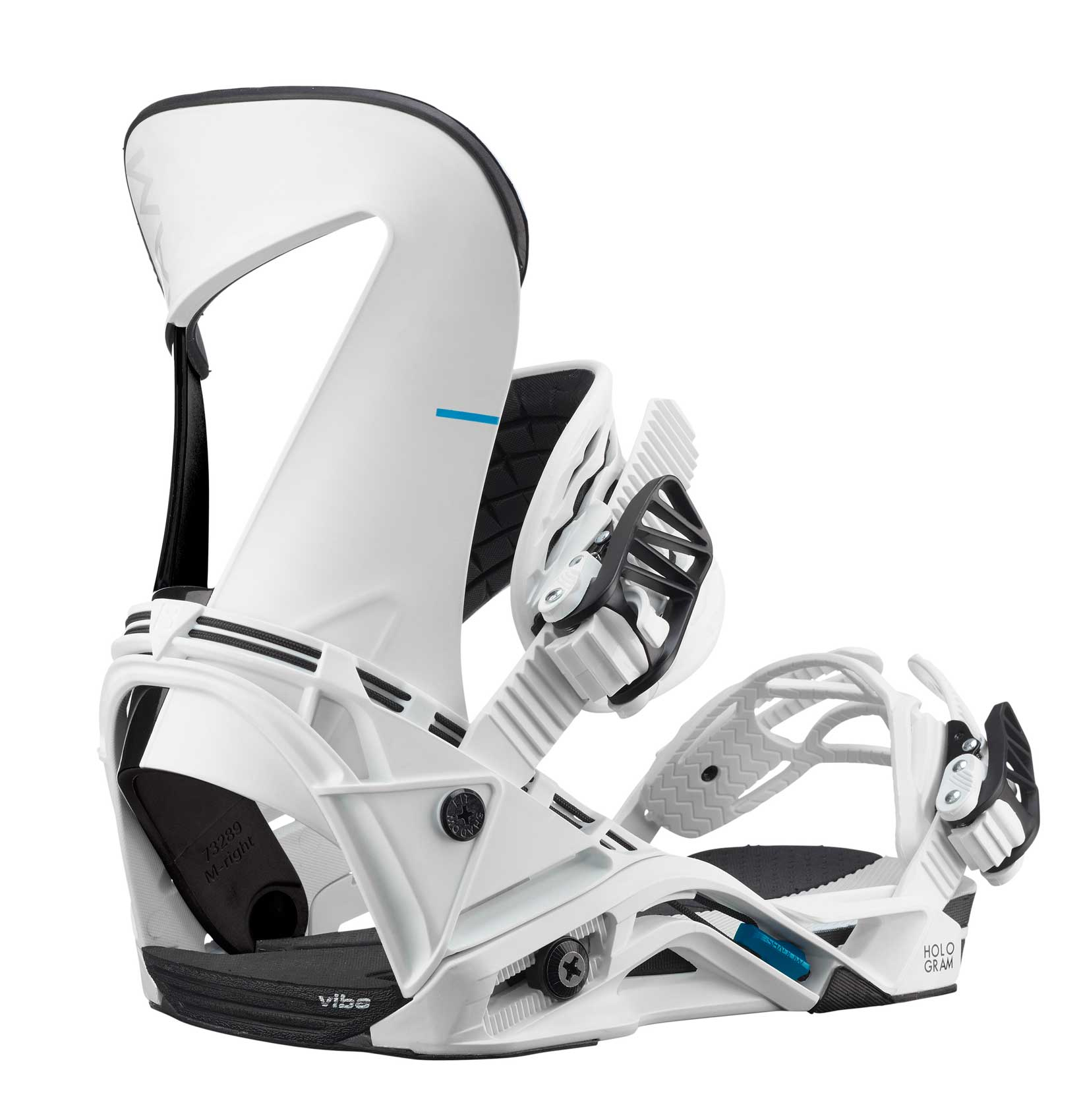 5656ddc3aae7 Salomon Hologram Snowboard Bindings 2019