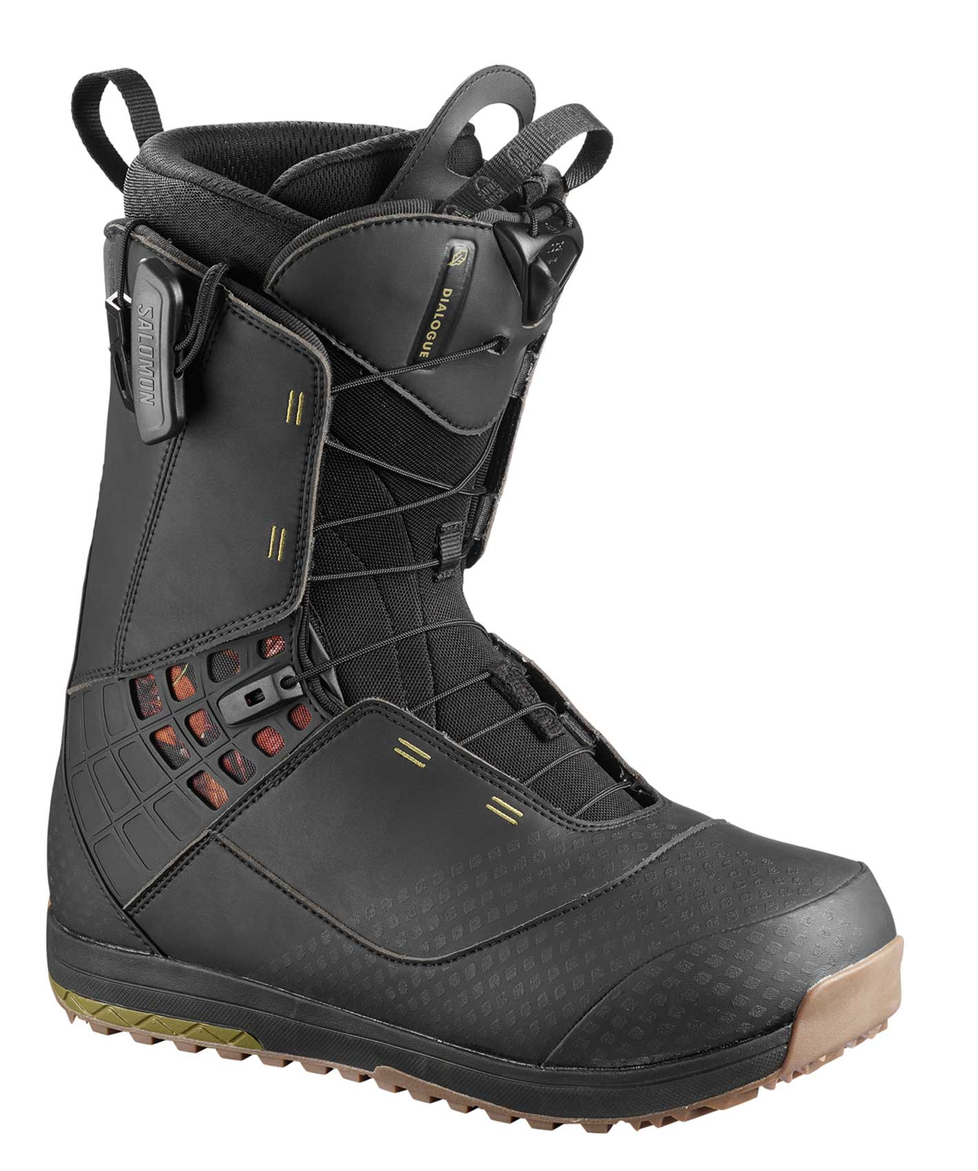 Salomon Dialogue Snowboard Boots UK 10 review