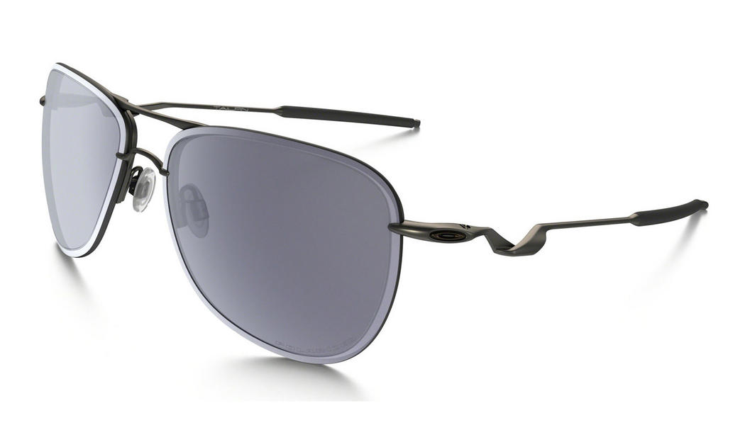 Oakley Tailpin Sunglasses Carbon Grey Polarized