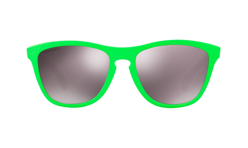 a6ca8093ca ... netherlands oakley frogskins sunglasses green fade prizm daily  polarized thumbnail 2 895e8 6d91c ...