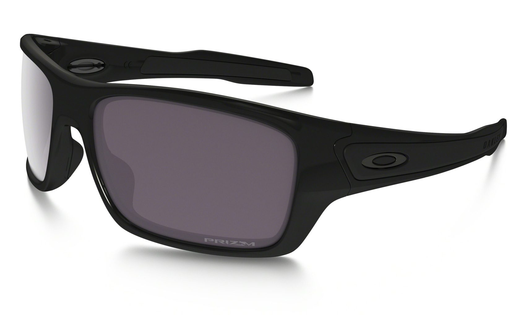 0e44498bab Oakley Turbine Sunglasses Polished Black Prizm Daily Polarized ...