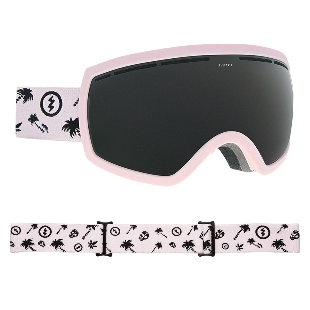 84f4c71aba1 Electric EG2.5 Goggles 2019 Possy Pink with Jet Black + Spare Pink Lens