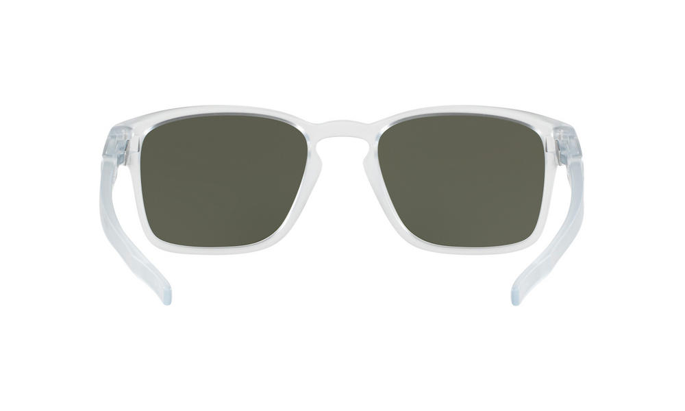 aae1a40780 Oakley Latch SQ Sunglasses Matte Clear Dark Grey Thumbnail 3