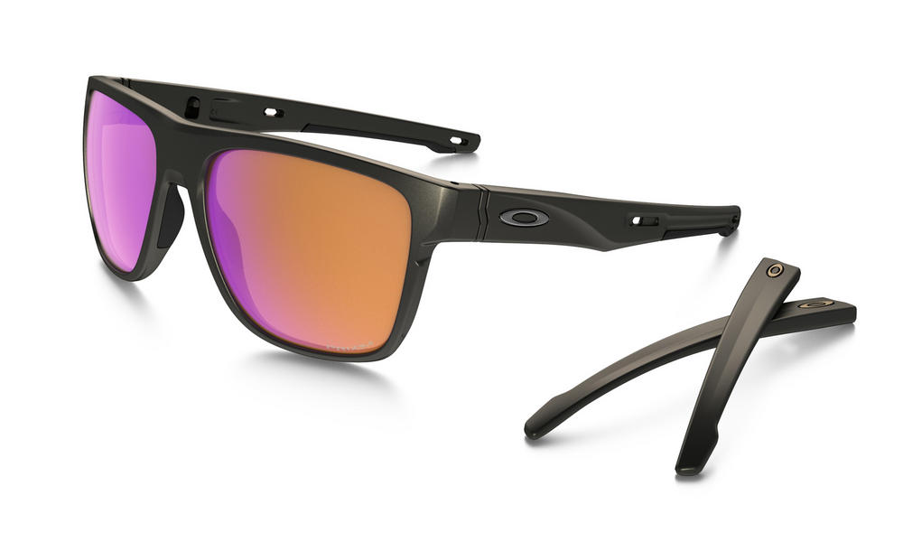 60e2e51ff8 Oakley Crossrange XL Sunglasses Carbon Prizm Trail · Oakley Crossrange XL  Sunglasses Carbon Prizm Trail Thumbnail 1