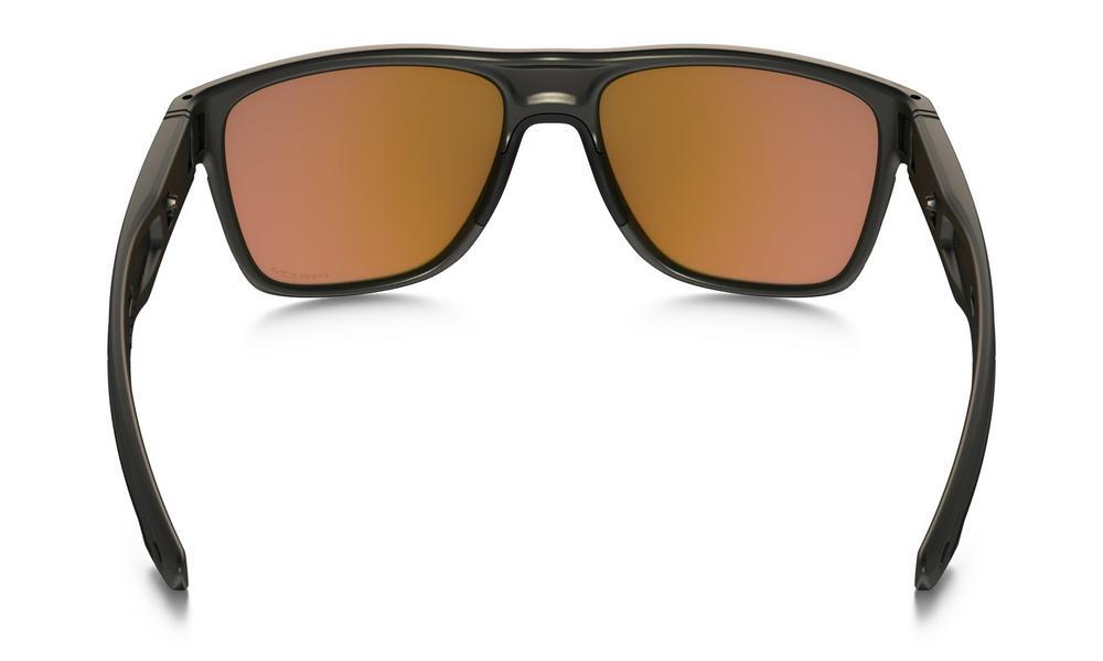 8b0f083435 Oakley Crossrange XL Sunglasses Carbon Prizm Trail Thumbnail 3