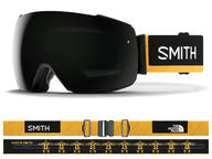 Smith I/O Mag Goggles 2019 Austin Smith The North Face ChromaPop Sun Black + Bonus Lens