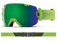 Smith I/OX Goggles 2019 Flash ChromaPop Everyday Green Mirror + Bonus Lens