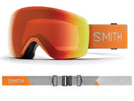 Smith Skyline Goggles 2019 Halo ChromaPop Everday Red Mirror