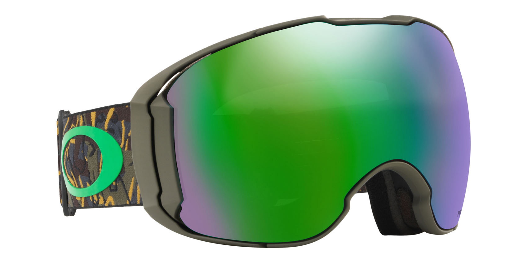 109da23c1727 Sentinel Oakley Snowboard Goggles - Airbrake XL Camo Vine Jungle