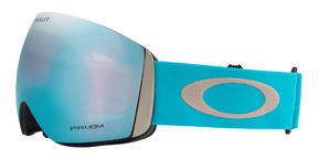Oakley Flight Deck Goggle 2019 Moon Rock Carribean Sea Prizm Sapphire Thumbnail 2
