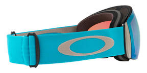 Oakley Flight Deck Goggle 2019 Moon Rock Carribean Sea Prizm Sapphire Thumbnail 8