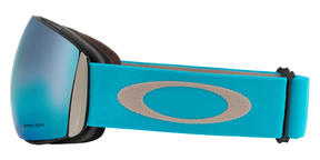Oakley Flight Deck Goggle 2019 Moon Rock Carribean Sea Prizm Sapphire Thumbnail 3