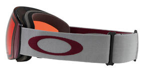 Oakley Flight Deck Goggle 2019 Sharkskin Port Prizm Rose Thumbnail 4