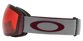 Oakley Flight Deck Goggle 2019 Sharkskin Port Prizm Rose Thumbnail 3