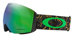 Oakley Flight Deck Goggle 2019 Camo Jungle Vine Prizm Jade Thumbnail 2