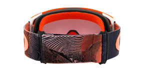 Oakley Line Miner Goggle 2019 Mystic Flow Neon Orange Prizm Torch Thumbnail 6