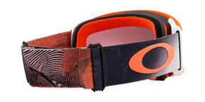 Oakley Line Miner Goggle 2019 Mystic Flow Neon Orange Prizm Torch Thumbnail 7
