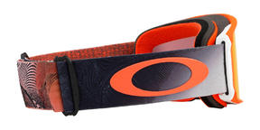 Oakley Line Miner Goggle 2019 Mystic Flow Neon Orange Prizm Torch Thumbnail 8