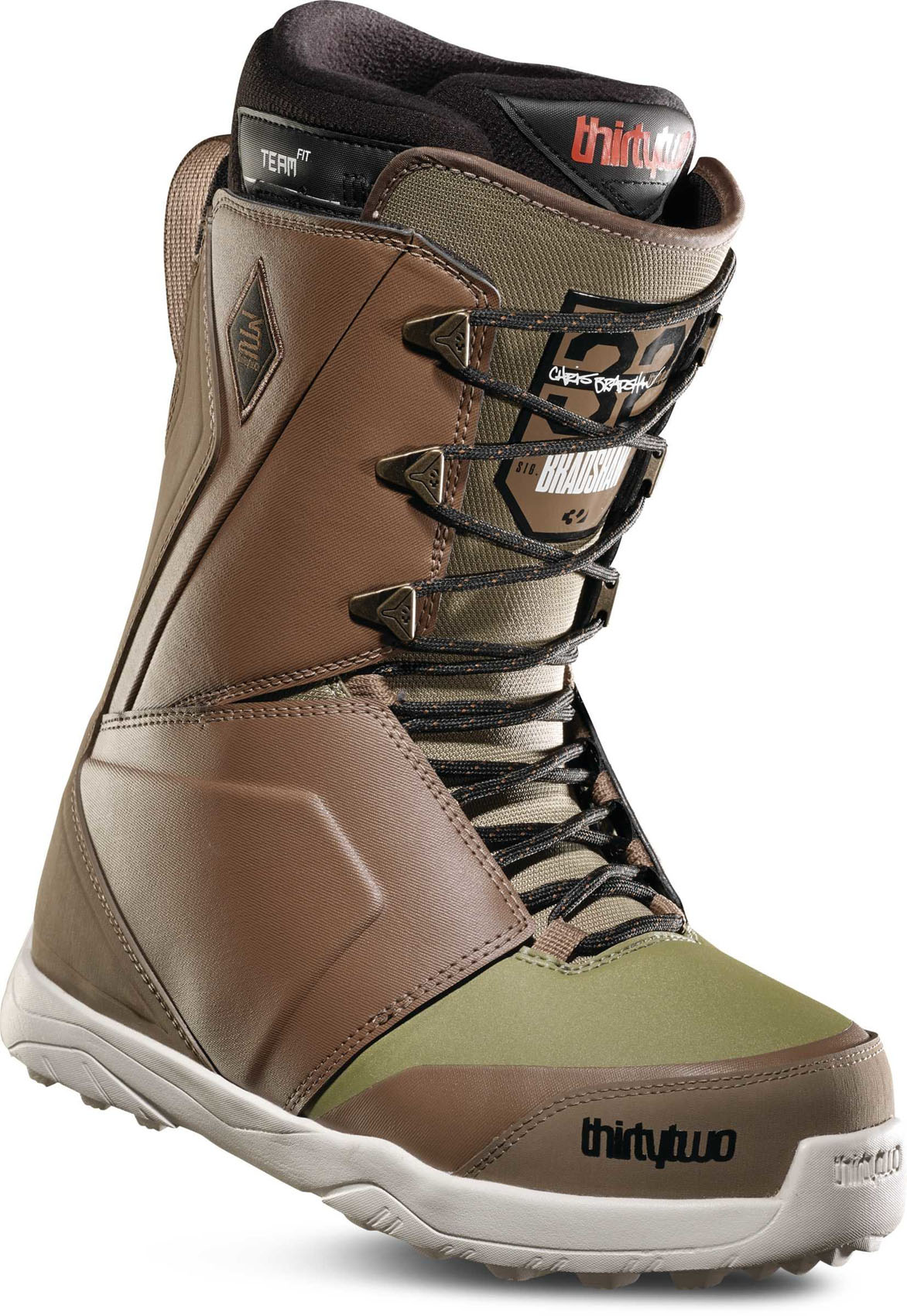 220f3f602d1 Thirtytwo Lashed Sample Snowbaord Boot 2019