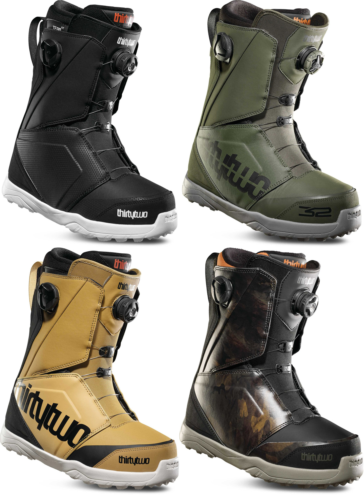 Sentinel Thirtytwo Snowboard Boots - Lashed Double Boa Sample - All  Mountain - 2019 e42420efcd61