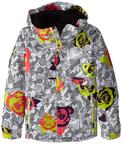 686 Wendy Girls Insulated Jacket Fuschia Medium Age 10/12
