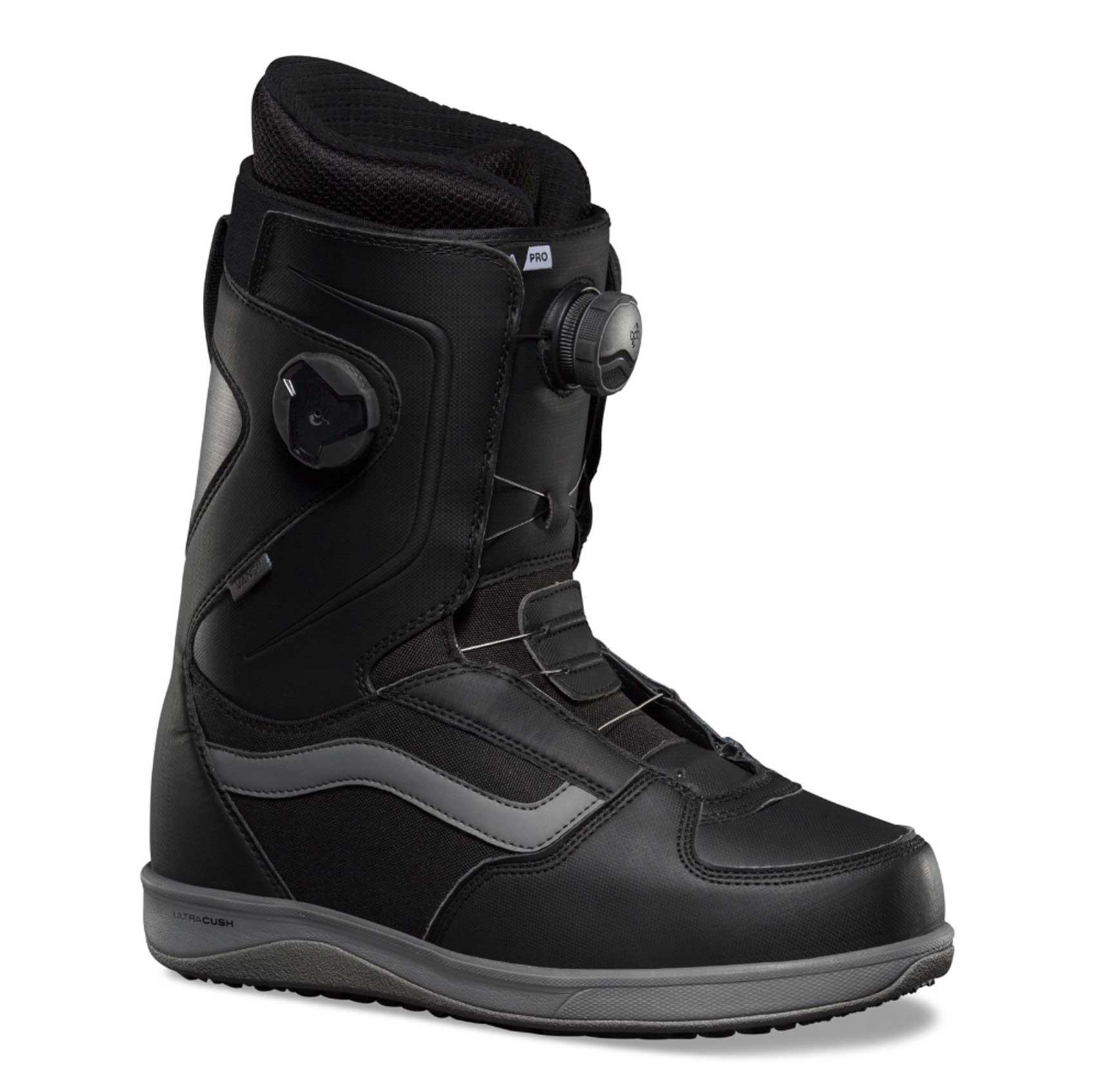 copy of Boots Snow Vans Aura Pro Black